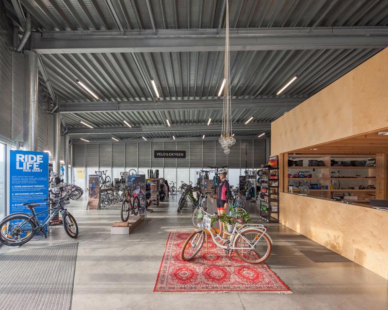 Cycles Prineau-Ronan Prineau architecte-Challans (85