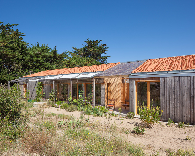 Architecte maison passive maison passive projet de for Maison passive prix